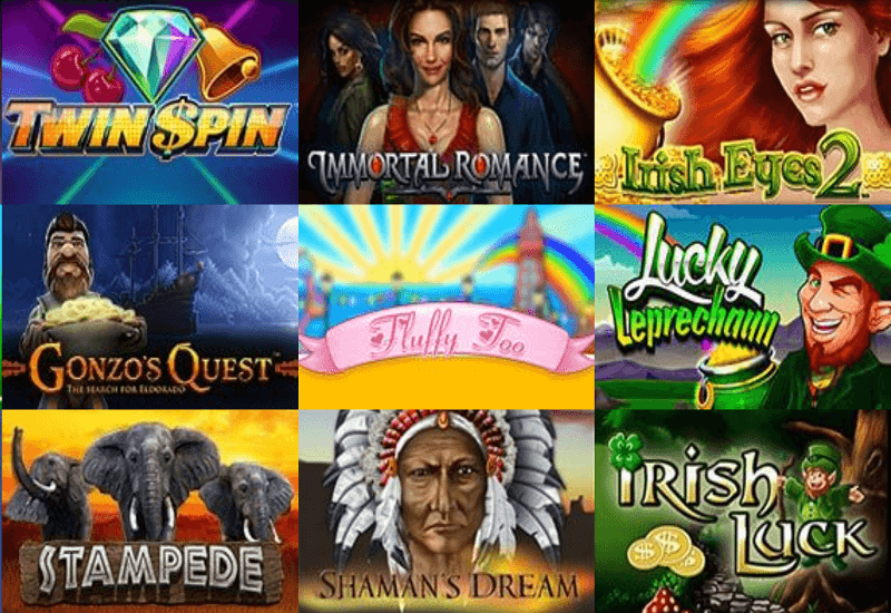 Fairground Slots Casino Video Slots