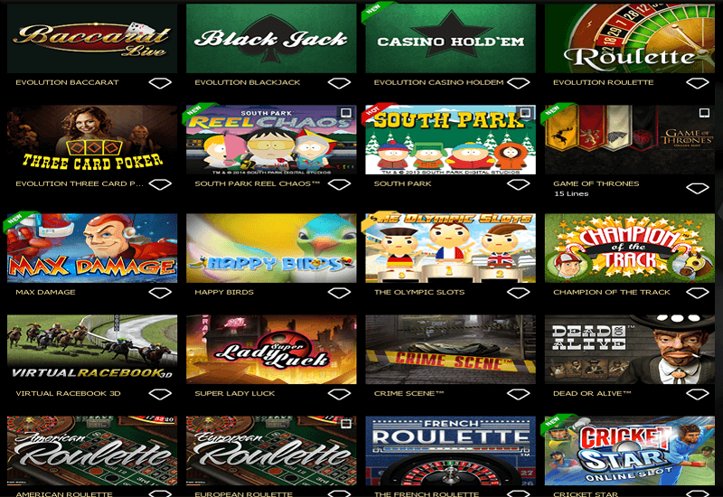 Net Entertainment Casino List