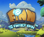 Finn and the Swirly Spin Slot Game