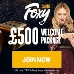 Foxy Casino Bonus And Review News