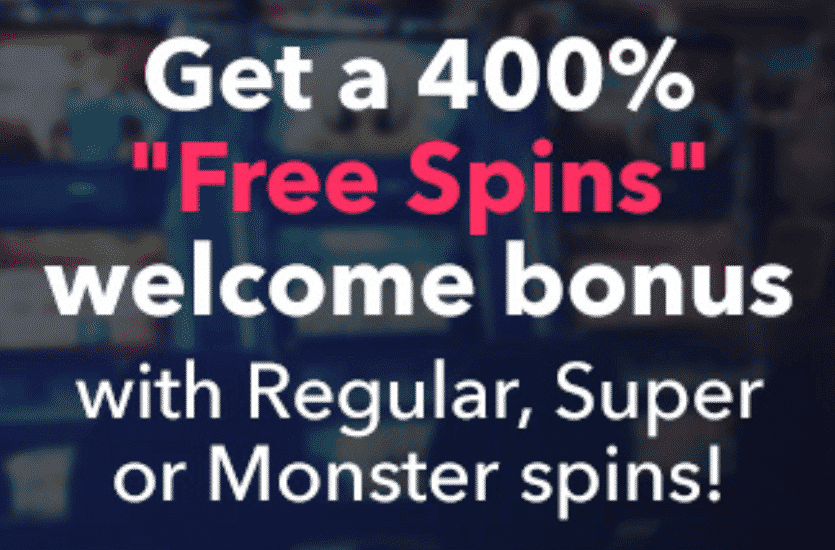 Free Spins Casino Promotion