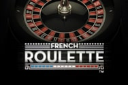 French Roulette Table Games
