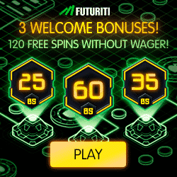 120 Free Spins