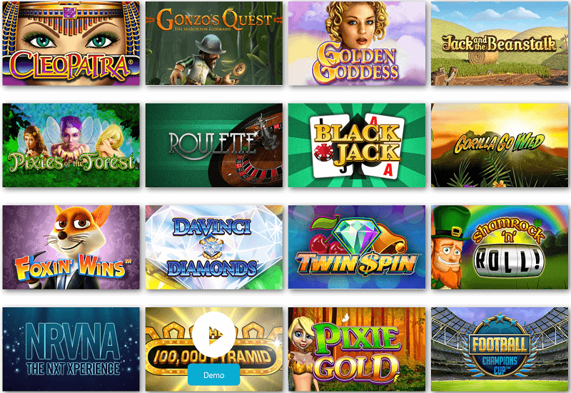 GoWin Casino Video Slots