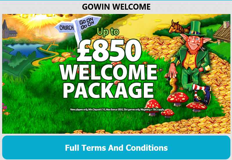 GoWin Casino Promotion