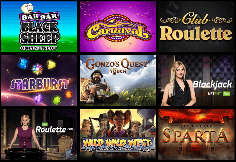 Goldman Casino Video Slots