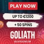 Goliath Casino Bonus And  Review Details