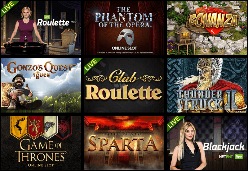 Gold Fortune Casino Video Slots