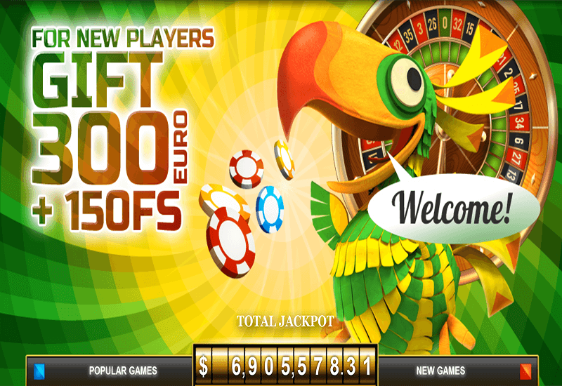 Grand Rio Casino Home Page