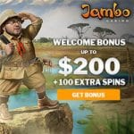 Jambo Casino Bonus And  Review  Promotion