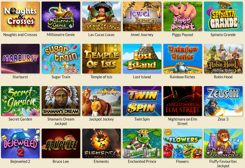Jester Jackpots Casino Video Slots
