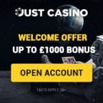 Just Casino Bonus And Review News