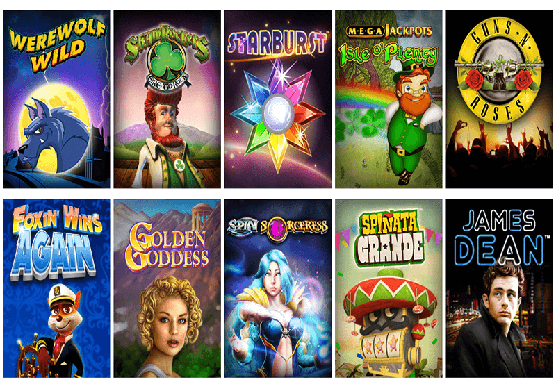 Kerching Casino Video Slots