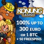 Konung Casino Bonus And  Review News