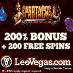 Leo Vegas Casino Bonus And Review