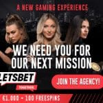 LetsBet Casino Bonus And  Review News Promotions