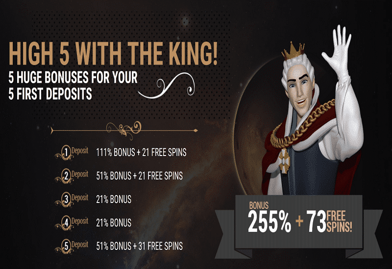 king billy casino no deposit