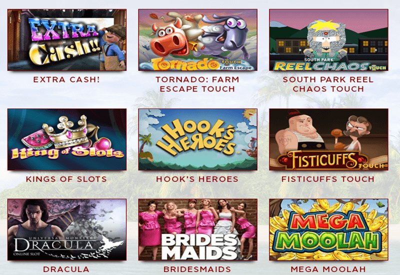 Lucks Casino Video Slots