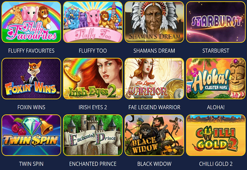 Lucky Admiral Casino Video Slots