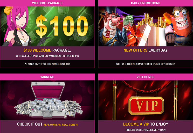 Lucky Niki Casino Promotion