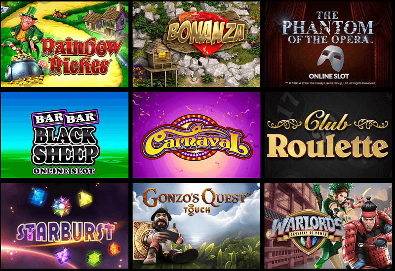 Lucky Win Casino Video Slots
