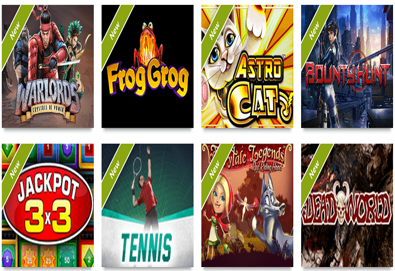 Mad About Slots Casino Video Slots