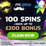 Mr Play Casino Bonus And  Review News