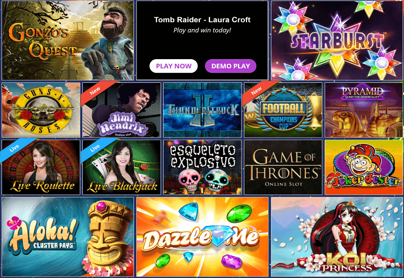 mr slot casino no deposit bonus