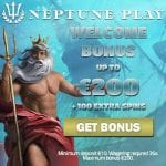 Neptune Play Casino Bonus And  Review  Promotion