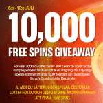 NextCasino begun the 10,000 Free Spins