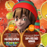 A Christmas Calendar promotion by NextCasino