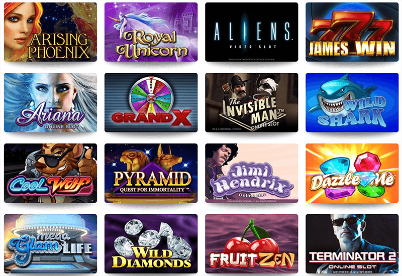 Omni Slots Casino Video Slots