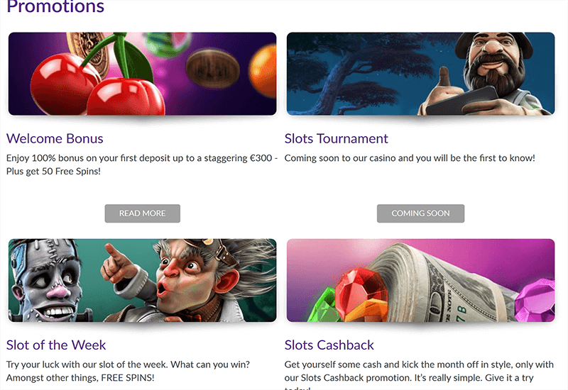 Omni Slots Casino Promotion