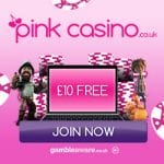 Pink Casino Bonus And  Review News Promotions