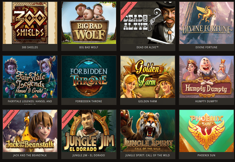 Play Fortuna Casino Video Slots