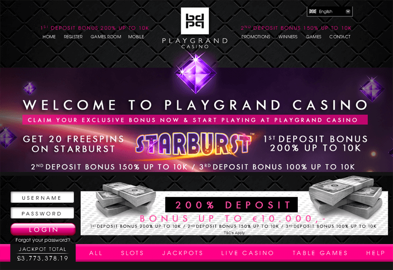 Grand Rio Casino Review - New Player Deposit Bonus