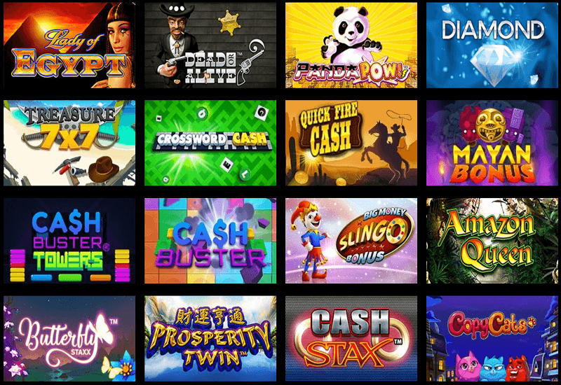 Plush Casino Video Slots