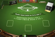 Pontoon Pro Series Table Games