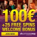 Princess Win Casino Bonus And  Review News