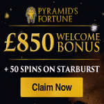 Pyramids Fortune Casino Bonus And  Review News