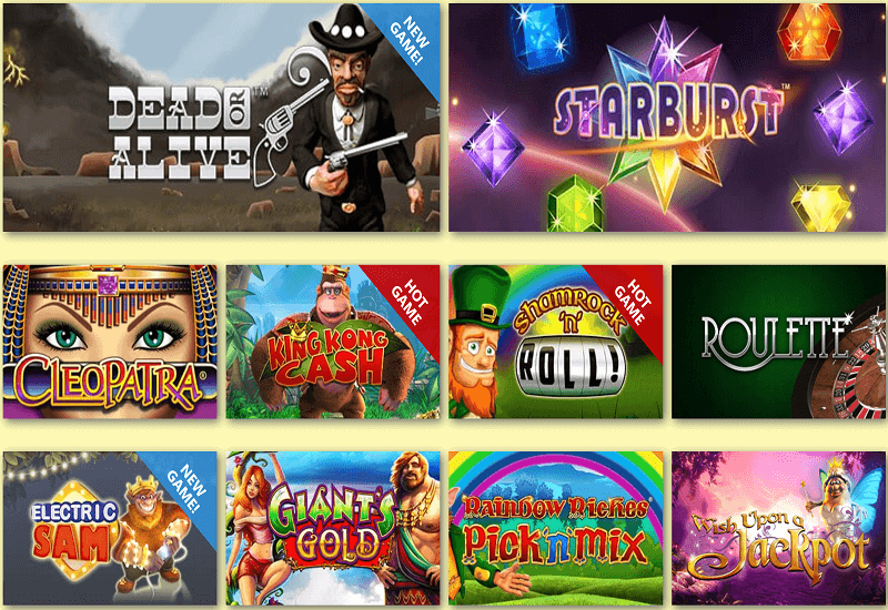 Pyramids Fortune Casino Video Slots