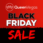 Black Friday Sale - Bonuses by Queen Vegas