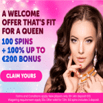 Queen Play Casino Bonus And  Review  Promotion