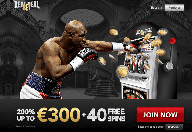 RealDealBet Casino Exclusive