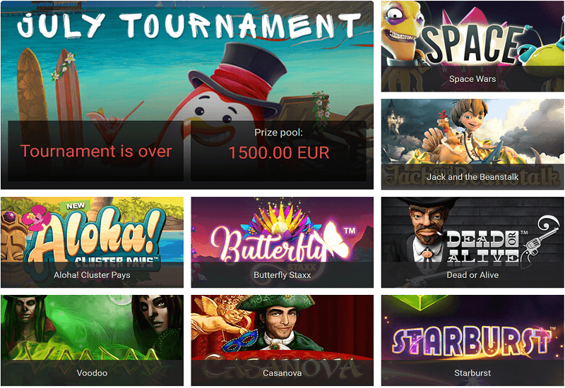 RedPing Win Casino Video Slots