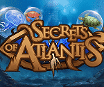Secrets of Atlantis Video Slot Game