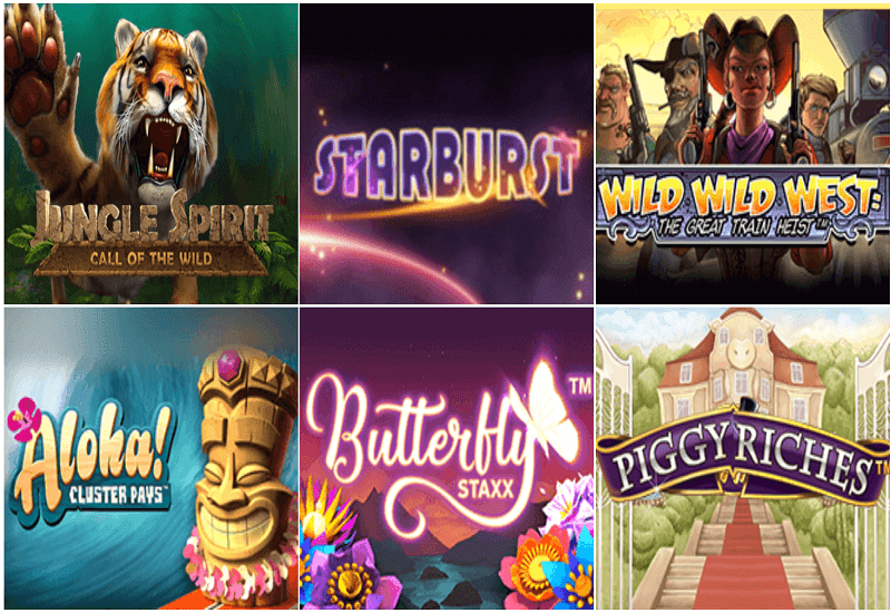 Slot Matic Casino Video Slots