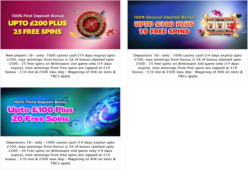Slot Matic Casino Promotion