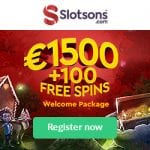 Slotsons Casino Bonus And  Review News