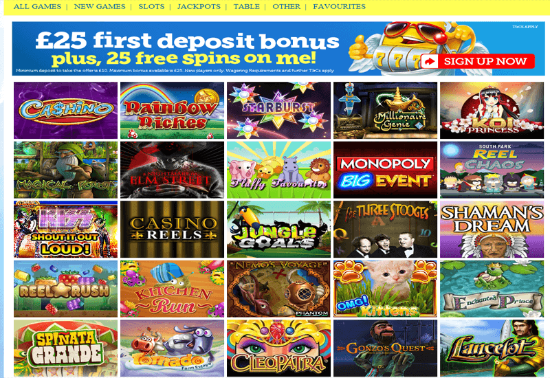 Slots Angel Casino Games